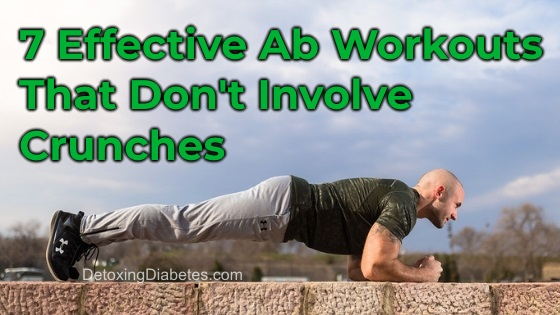 7 effective ab workouts that don't involve crunches